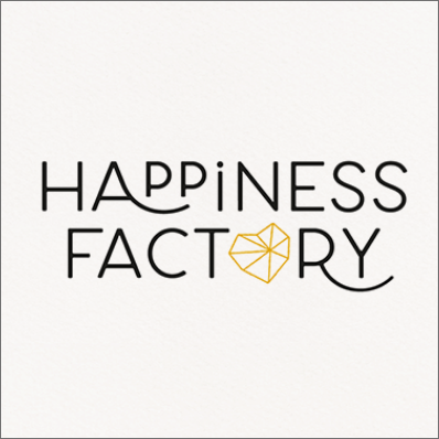 logo happiness factory