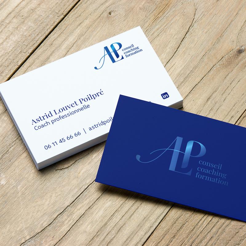 Logo et Carte de visite ALP