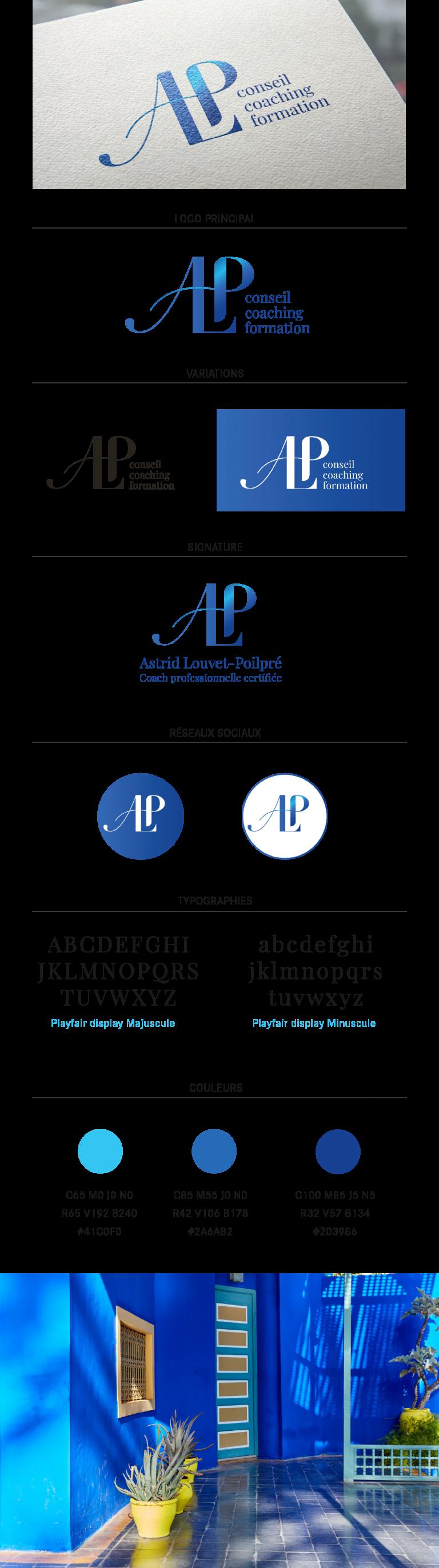 identite visuelle ALP